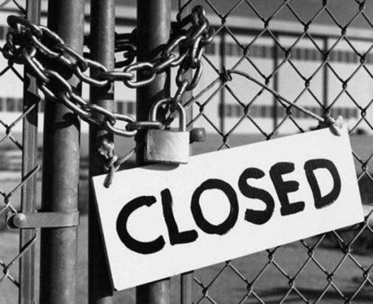 वागळे प्रभाग समिती कार्यक्षेत्र ३ मे पर्यंत पूर्णतः बंद
