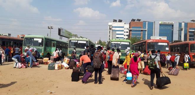 लॉकडाऊनचा फटका; मुंबईतील ८ हजार विद्यार्थी अद्यापही परराज्यात