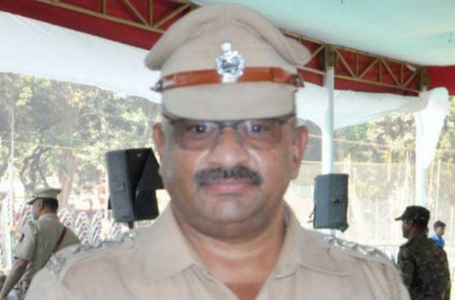 नवी मुंबई विशेष गुन्हे शाखेच्या सहाय्यक पोलीस आयुक्तपदाचा विनोद चव्हाण यांनी स्वीकारला पदभार