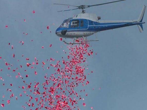 कोरोना योद्धा दिना निमित्त गोवा, मुंबईतील हॉस्पिटलवर करणार पुष्पवृष्टी