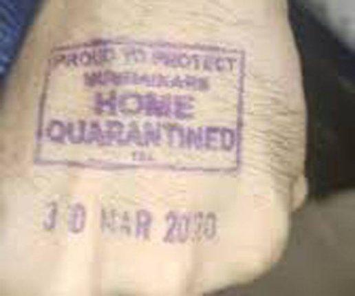 होम क्वारंटाईनचा शिक्का मारलेल्या नागरिकांचा श्रीवर्धनमध्ये मुक्त वावर