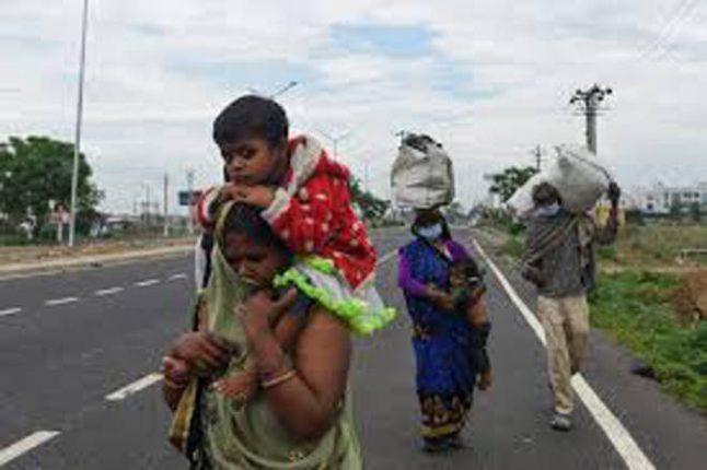 'त्या' मजुरांचा मुंबईला रामरामचा नारा –  म्हणतायत, गड्या आपला गाव बरा