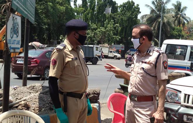 मुंबईतील सर्व पोलिस ठाण्यांमध्ये एकत्रित ऑपरेशन, मुंबई पोलिस आयुक्त परमवीर सिंग यांचे आदेश