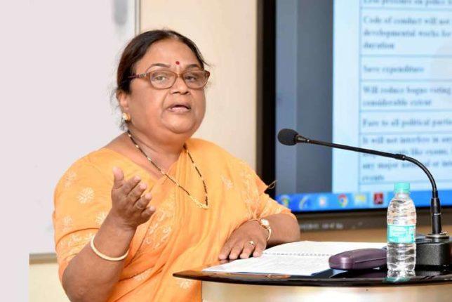 महाराष्ट्राच्या पहिल्या स्त्री निवडणूक आयुक्त नीला सत्यनारायण यांची कारकीर्द