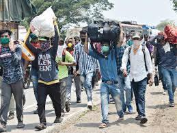 महाराष्ट्रातून ७ लाख ३८  हजार परप्रांतीय कामगार त्यांच्या स्वतःच्या राज्यात परतले