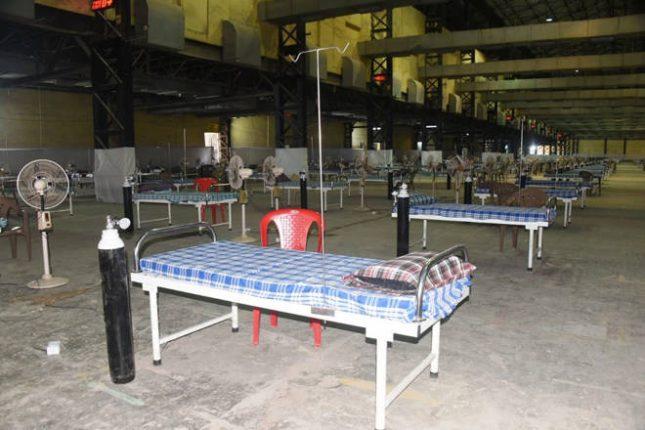 कोरोना उपचारांसाठी मुंबईत जम्बो सुविधांची निर्मिती