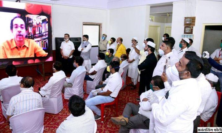 कोल्हापुरमधल्या मुस्लिमांनी रुजवला ईद साजरी करण्याचा नवा पॅटर्न- ईदच्या खर्चाच्या रकमेतून उभा राहिला अतिदक्षता विभाग, मुख्यमंत्र्यांच्या हस्ते लोकार्पण