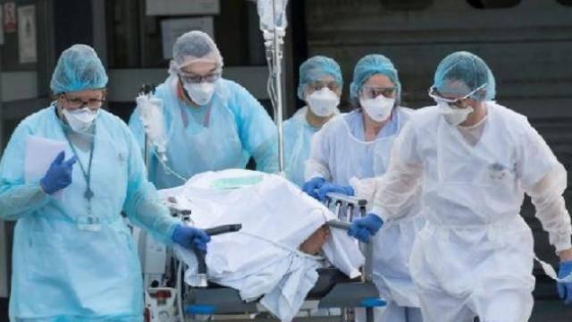 मुंबईत कोरोनाचे १२७६ नवे रुग्ण