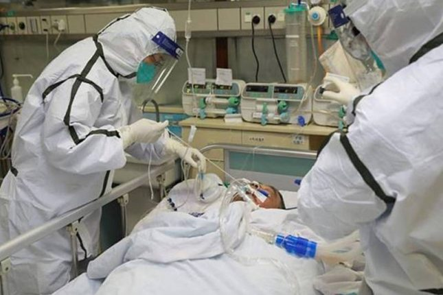 राज्यात २५६० नवे रुग्ण, १२२ कोरोनाबाधितांचा मृत्यू