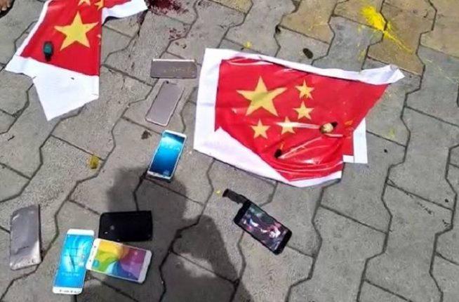 कॅटचा चिनी वस्तूंवर बहिष्कार टाकण्याचा निर्णय, ५०० वस्तूंची जारी केली सुची