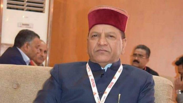 हिमाचल प्रदेशात भ्रष्टाचार, भाजप अध्यक्षांचा राजीनामा