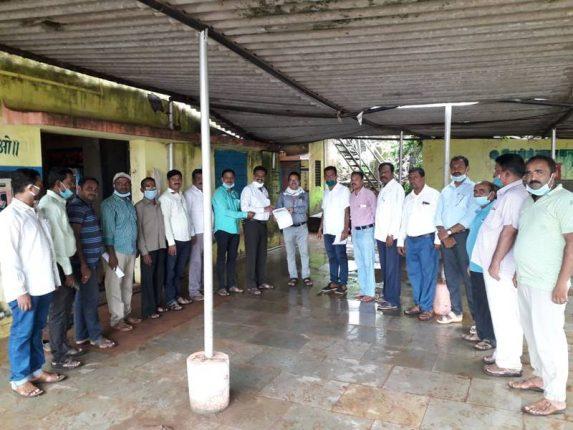 म्हसळा तालुक्यात महाराष्ट्र राज्य प्राथमिक शिक्षक संघ-शिवाजीराव पाटील गट संघटनेची स्थापना