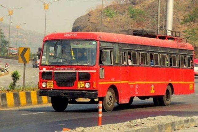 महाराष्ट्र -कर्नाटक वाद चिघळला; दोन्ही राज्याकडून एसटीची वाहतूक बंद