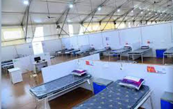 बीकेसी टप्पा २ आणि ठाणे येथील कोरोना रुग्णालयाचे मुख्यमंत्र्यांच्या हस्ते ई-लोकार्पण