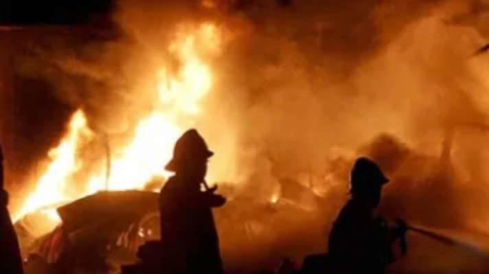 Breaking News : मुंबईतील फिनिक्स मॉलमध्ये भीषण आग ; आगीवर नियंत्रण मिळवण्याचे प्रयत्न सुरू