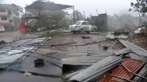 निसर्ग चक्रीवादळात नुकसान झालेल्या घरांची दुरुस्ती करून देण्याची विरोधी पक्षनेते प्रितम म्हात्रे यांची मागणी