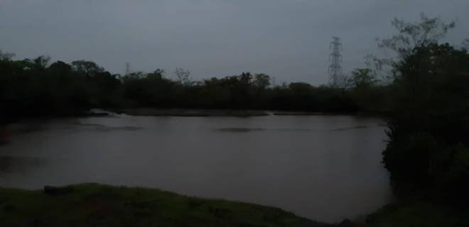 सुधागडमध्ये मुसळधार पाऊस
