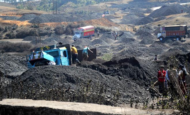 coal privatization