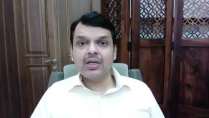 Devendra Fadnavis - Corona Wiresmule Administration