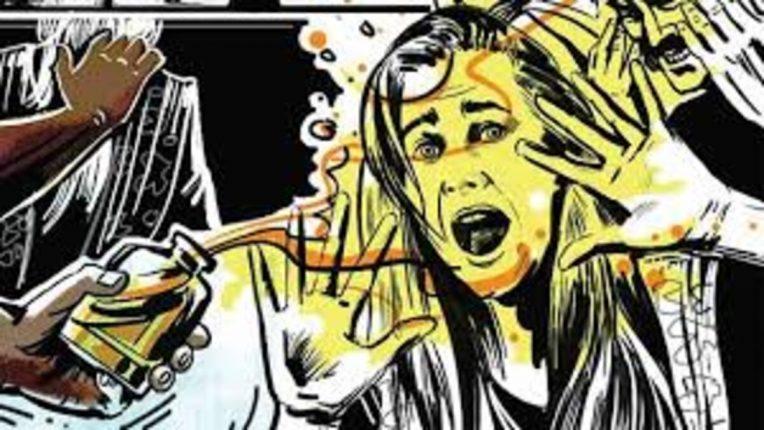 महिला वकिलाला ॲसीड हल्ल्याची धमकी