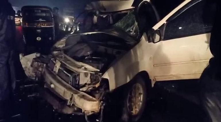 आमदाराच्या लहान भावाचा भीषण अपघातात मृत्यू