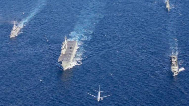 भारतीय नौदलाच्या सर्वोच्च कमांडर्सची तीन दिवसीय परिषद सुरू, लडाख तणावावर होणार चर्चा