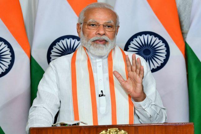 लक्षद्वीपला १००० दिवसांत जलद इंटरनेट सुविधा उपलब्ध होणार – पंतप्रधान नरेंद्र मोदी