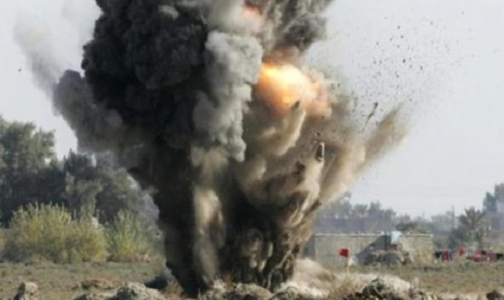 सीरियात भूसुरुंग स्फोटात रशियन मेजरचा मृत्यू