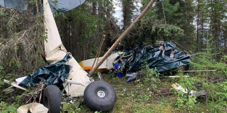 आलास्कामध्ये दोन विमानांच्या धडकेत ७ लोकांचा मृत्यू