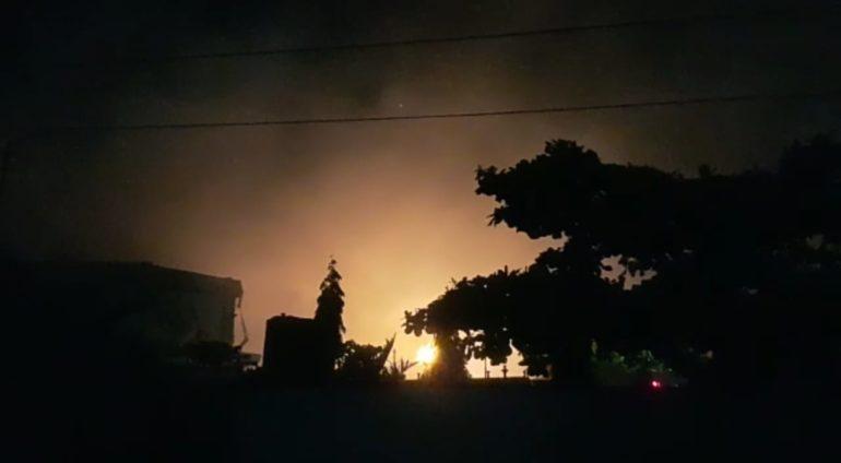 तारापूर औद्योगिक क्षेत्रातल्या केमिकल कंपनीत भीषण स्फोट