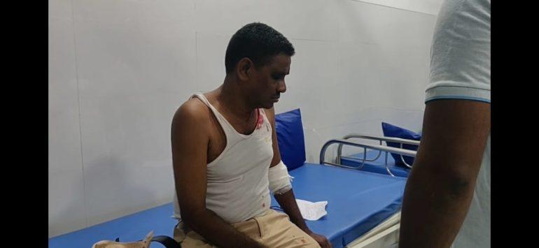 भिवंडीत पोलिसावर जीवघेणा हल्ला ; हल्लेखोरांना आठ तासांमध्ये अटक