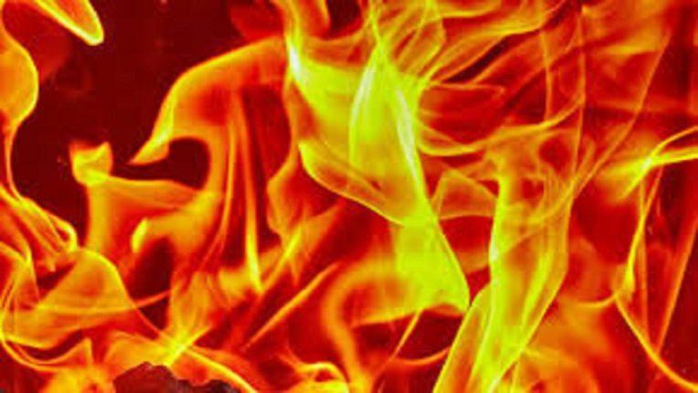 डोंबिवलीत सरोज आर्केड इमारतीमध्ये भीषण आग