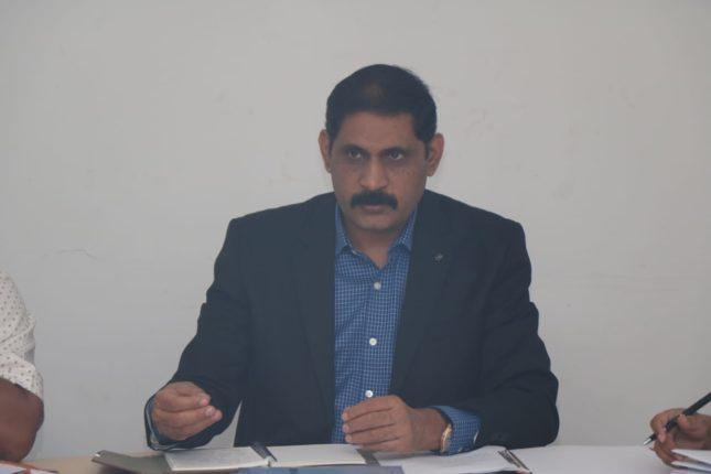 आरोग्य कर्मचाऱ्यांसोबत असहकार्याचं वातावरण खपवून घेतलं जाणार नाही – डॉ. कैलास शिंदे