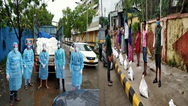रॉबिनहुड आर्मी भारत, परदेशात १५ ऑगस्टपर्यंत ३ कोटी वंचितांना जेवण पुरवणार