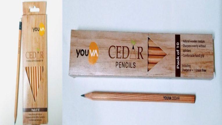 Navneet : ख-या खु-या निसर्ग प्रेमींसाठी 'युवा'च्या सेडर पेन्सिल्स