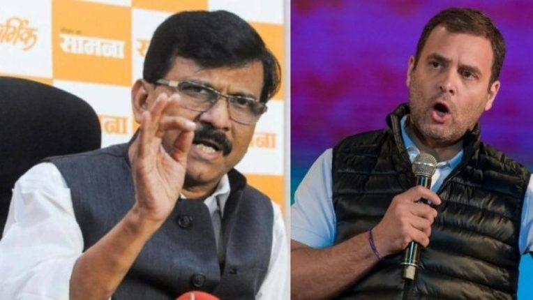 Rahul Gandhi यांना काँग्रेसचे नेतृत्व करण्यापासून रोखणे म्हणजे पक्ष संपवणे : संजय राऊत