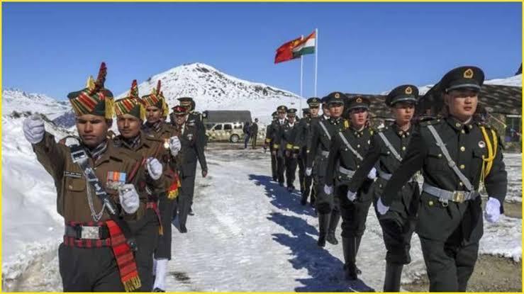 भारताचा चीनला झटका