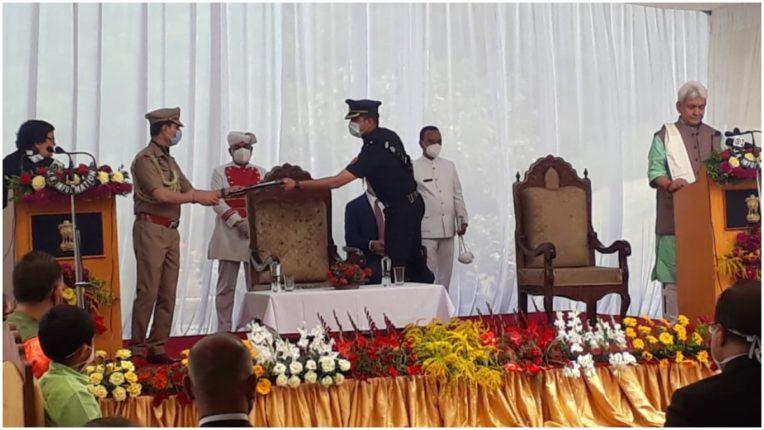 मनोज सिन्हा यांनी घेतली जम्मू- काश्मीरच्या उपराज्यपाल पदाची शपथ