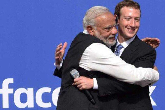 काँग्रेसने थेट फेसबुकचा CEO मार्क झकरबर्गला पत्र लिहीत केली 'ही' मागणी
