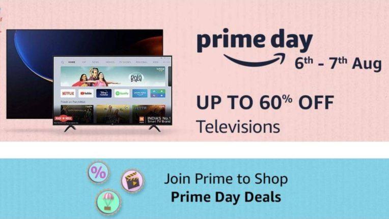 अमेझॉन प्राइम डे सेल : टीव्ही खरेदी करण्याची हीच वेळ, वनप्लस टीव्हीवर मिळणार मोठी सूट