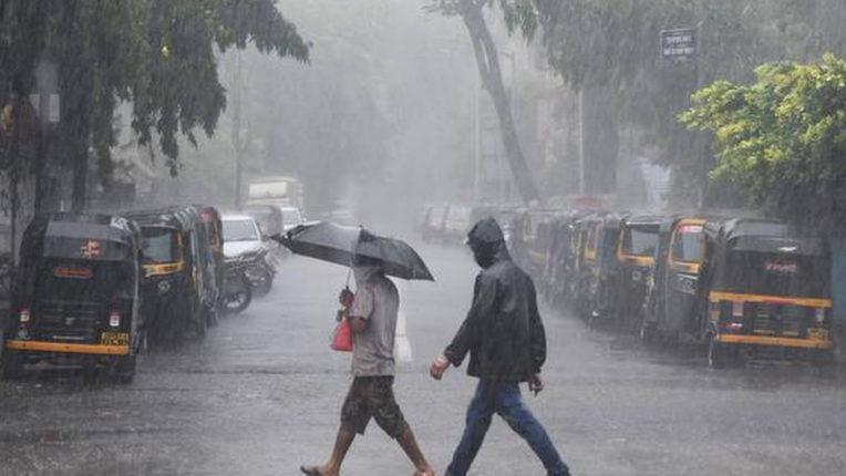 मुंबई, ठाणे, पालघरसह मुसळधार पाऊस, राज्यासाठी हवामान खात्याकडून इशारा