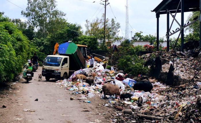 कचरा प्रश्नामुळे नागरिकांचे आरोग्य धोक्यात