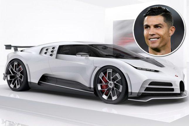 ख्रिस्तियानो रोनाल्डोने खरेदी केली जगातील सर्वात महागडी कार