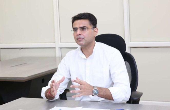 राजस्थानमध्ये सचिन पायलट यांच्या भेटीसाठी पोहोचले आठ आमदार, राजकीय वर्तुळात खळबळ