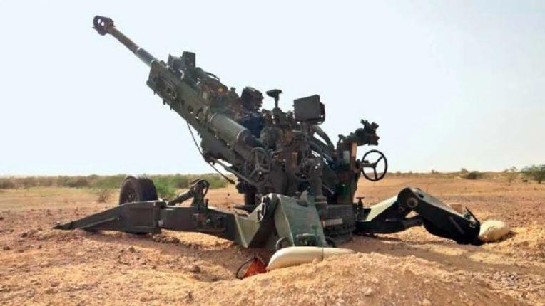 india deploy boforce lac