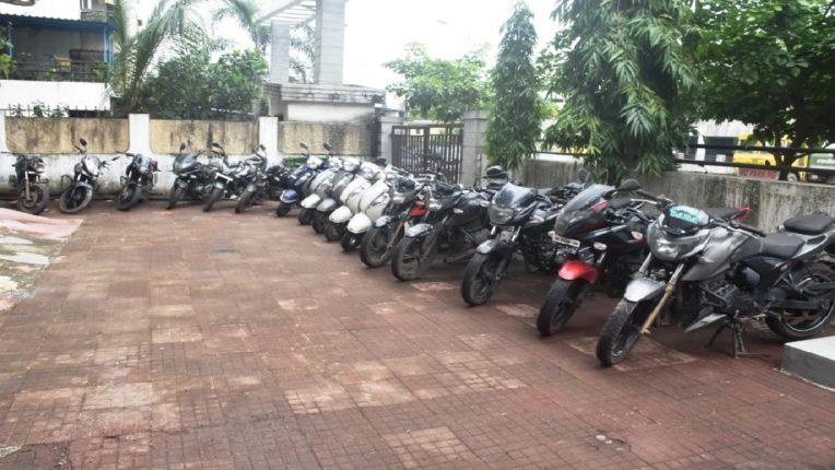 police seized 16 vehicle klyan