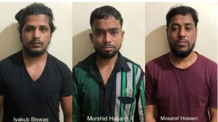 देशातील अल कायदाच्या नेटवर्कचा पर्दाफाश, एनआयएच्या छाप्यात ९ दहशतवाद्यांना अटक