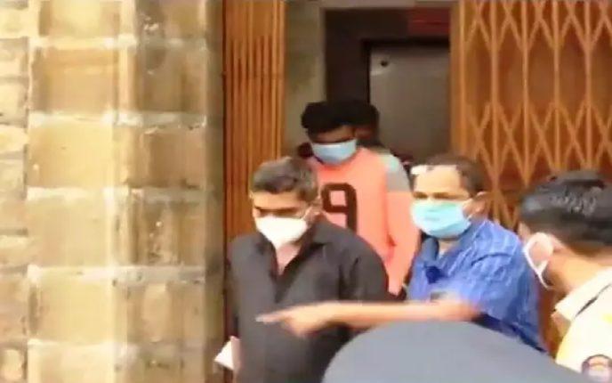 NCB arrest rahil rafat