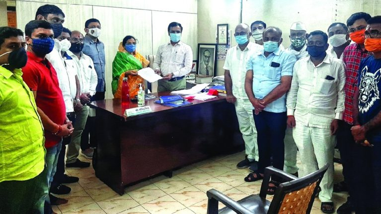 Shirdi citizens' statement to the provincial authorities