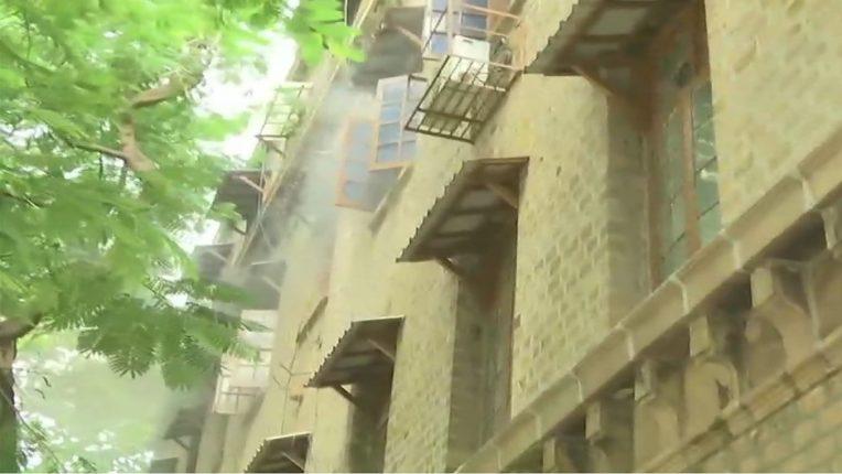 mumbai NCb fire